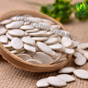Chinese Snow White Pumpkin Seeds with Top Quality 13mm 14mm 15mm for Roasted pictures & photos