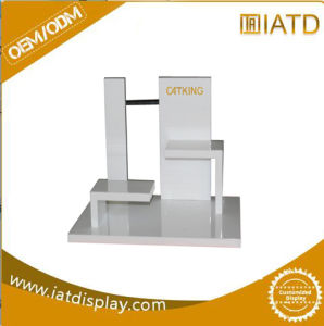 Special Design Wooden Display Rack/ Exhibition for Book, Magazine pictures & photos