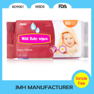 OEM Cleaning Wet Baby Wipe Unscent (BW009) pictures & photos