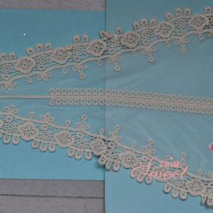 Ladies Kurta Neck Design Fabric Neck Lace pictures & photos