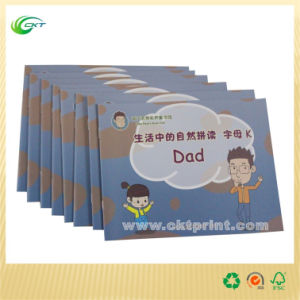 Custom Fancy A4 Children Catalogs Brochures Design Printing (CKT-PB-010) pictures & photos