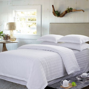 Hotel Collection 300 Thread Count Sateen Sheet Set, King, White pictures & photos