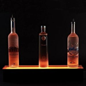Made in China LED Acrylic Display for Wine, Display Rack pictures & photos