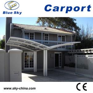 Outdoor Polycarbonate Aluminum Double Carport for Car Garage (B800) pictures & photos