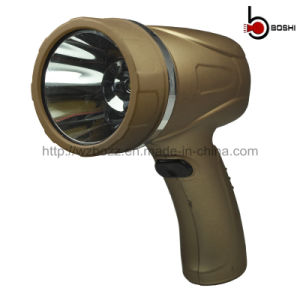 1500/400mA CREE LED Hand Waterproof Portable Searchlight (BL7605) pictures & photos