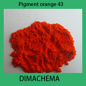 Pigment Orange 43 pictures & photos
