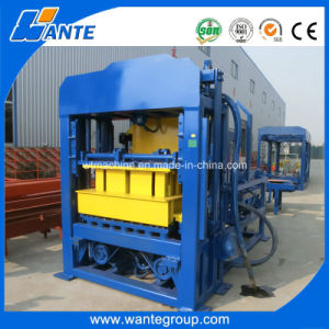 Hydraulic Earth Brick Making Machine/Manual Cement Block Maker Machine pictures & photos