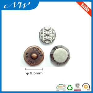 Classical Fashion Metal Alloy Rivet