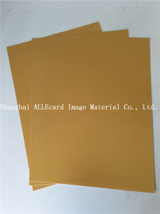 Inkjet Plastic Card Sheet Material pictures & photos