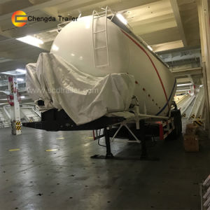 3 Axles Cement Tanker Trailer pictures & photos