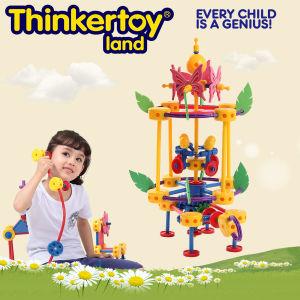 Girls Amusement Park Plastic Interlocking Garden Toy for Kids pictures & photos
