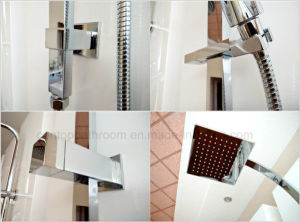 Australian Standard Shower Rail with Overhead Shower pictures & photos