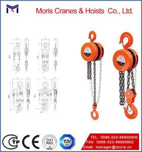 S-D Level Chain Block Manual Hoist for Sale pictures & photos