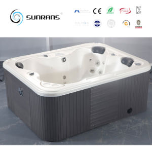 Outdoor Super Luxury SPA Resort Hot Tub SPA 45 Jets Hot Tub Mini SPA pictures & photos