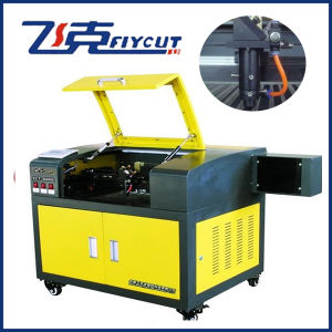 Double Head Fabric Auto Feeding Laser Cutting and Engraving Machine pictures & photos