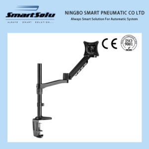 Smart LCD Monitor Mount Gas Spring Arm Desktop Monitor Mount pictures & photos