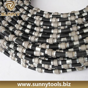 SUNNY 11.5mm 10.5mm Diamond Wire Saw for Granite Marble Concrete pictures & photos