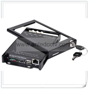 4CH DC 12V Portable Mobile DVR Recorder for Vehicles Cars Buses Trucks Tankers pictures & photos