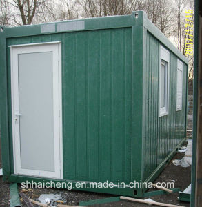 Modified Multipurpose Shipping Container Homes in Europe for Sale pictures & photos