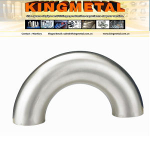 A207 ANSI304 / 316L Bright Annealed Pipe Fitting Bend for Food pictures & photos