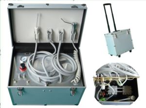 TUV Ce Approved Advanced Dental Mobile Portable Unit pictures & photos