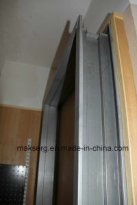 Aluminium Alloy Door Frame Profile pictures & photos