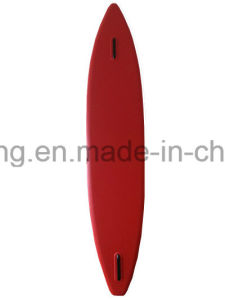 Sharp Long Board Inflatable Sup Board with Paddle pictures & photos