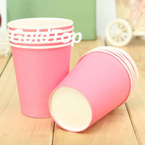 Disposable Paper Cup Tableware Party Supplies S11610 pictures & photos