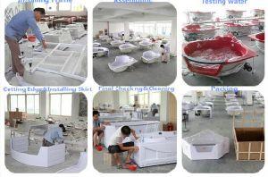 Red Color Massage Jaccuzi pictures & photos