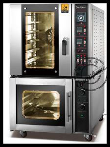 Hot! ! ! Convection Oven with Steam System Combine Proofer