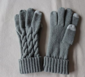 Wool Touch Screen Glove pictures & photos