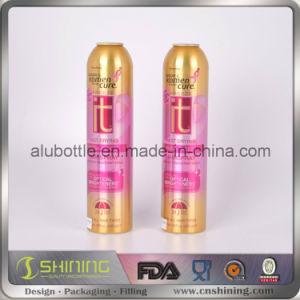 Packaging Aluminum Cosmetic Empty Aerosol Bottle pictures & photos