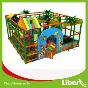 Indoor Playground Type and Plastic Playground Material Indoor Playground Equipment pictures & photos
