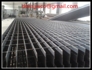 China Jiuwang 30X3 Hot-DIP Galvanized Steel Grating pictures & photos