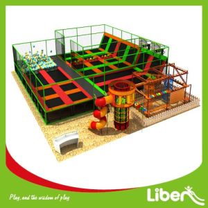 Trampoline Park with Nija Course and Spider Towder pictures & photos