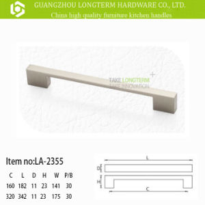 Zinc Alloy Furniture Kitchen Cabinet Pull Handle pictures & photos