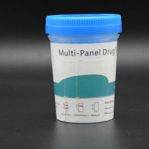 Ce Marked 10 in 1 Panel Multi Drug Test Urine Cup pictures & photos