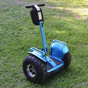 off Road Model Electric Chariot Balance Scooter Two Motor Wheels Powerful 4000W pictures & photos