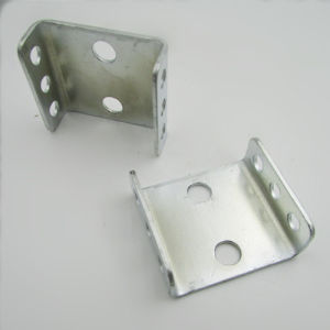 Precision Sheet Metal Bending Parts with Zinc Plated (LM-1186A) pictures & photos