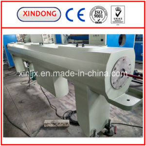 Two Layers Co-Extrusion PE Pipe Making Machine pictures & photos