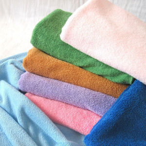 Customized Color Full Size Microfiber Bath Towel with High Quality
