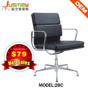 Classical Eames Office Furniture Leather Executive Manager Swivel Chair