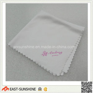 Wholesale Logo Printed Mircrofiber Lens Cleaning Cloth (DH-MC0548) pictures & photos