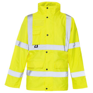 High Vis Reflective Jacket with En20471 (C2464) pictures & photos