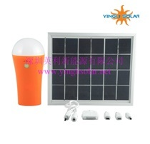Solar Camping Light Economy Version (SZYL-SLS-402) pictures & photos
