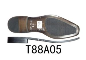High Quality Men′s Leather Shoe Sole TPR Sole (T88A05) pictures & photos