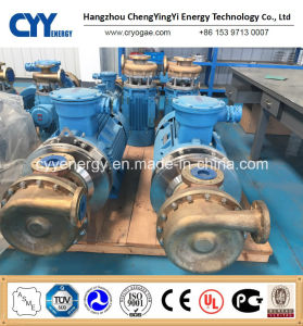 High Quality and Low Price Horizontal Cryogenic Liquid Transfer Oxygen Nitrogen Argon Coolant Oil Centrifugal Pump pictures & photos