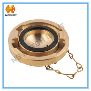 "2 1/2"" Swivel Brass Alloy Storz Coupling pictures & photos"
