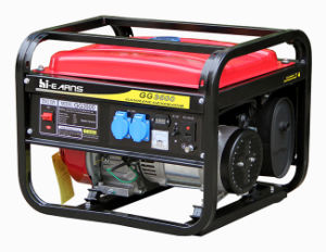 2kw Portable Gasoline Generator with Yellow Color (GG2500) pictures & photos