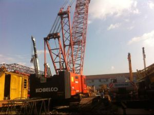 Kobelco 150t Crawler Crane (7150) 1997 Year pictures & photos